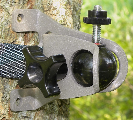 Heavy Duty Trail Camera Universal Swivel Direct Mount